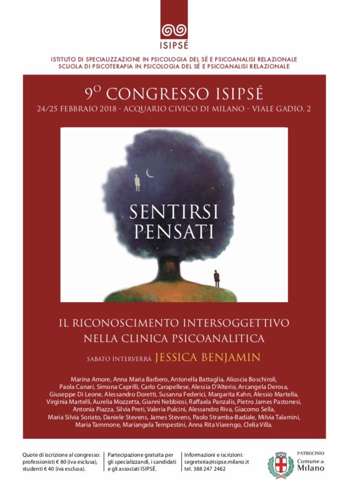 Evento per psicologi a Milano: 9 congresso Isipsé